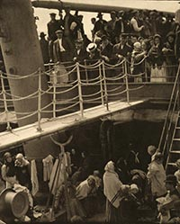 The Steerage, 1907.